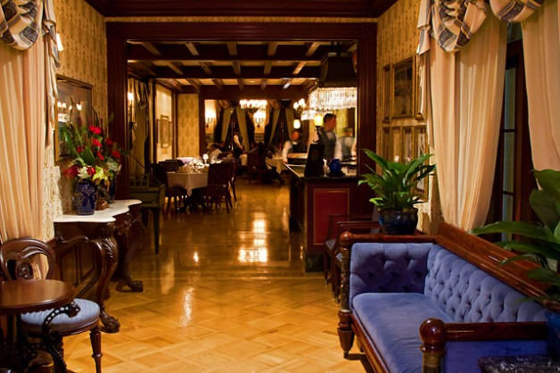 Club 33 In Disneyland To Close For Refurbishment In