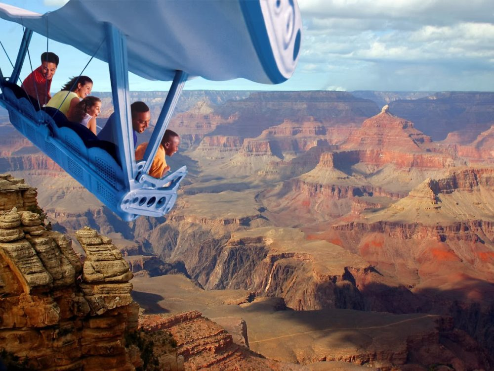 Image result for soarin around the world california adventure
