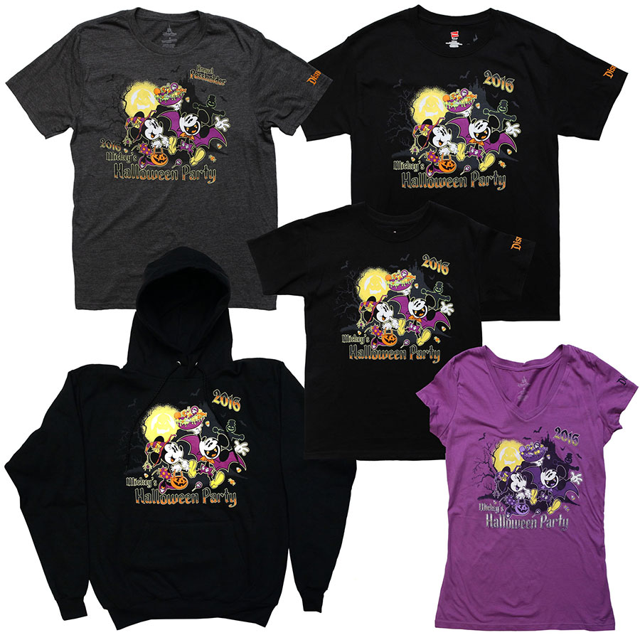 disneyland halloween shirts 2016