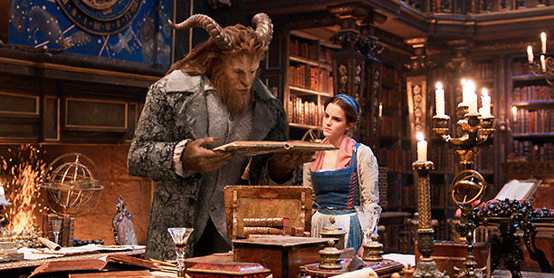 Beauty and the Beast sneak peek disney parks