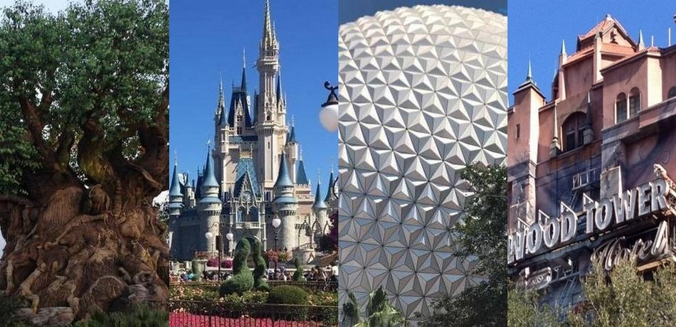 History Of Walt Disney World Vacation Package Release