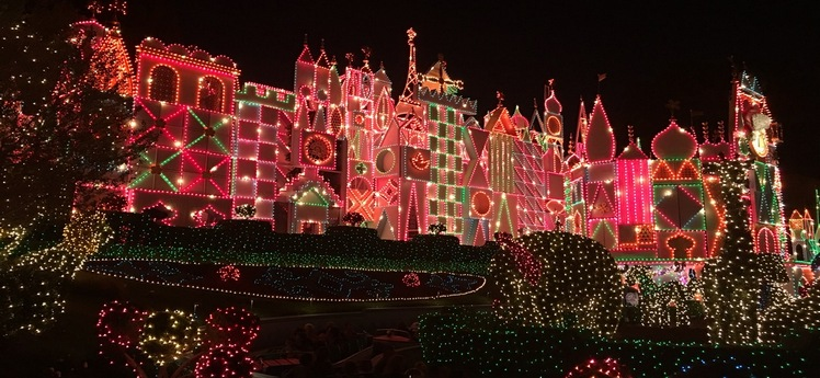 disneyland christmas 2018 festival of the holidays - When Does Disneyland Decorate For Christmas 2018