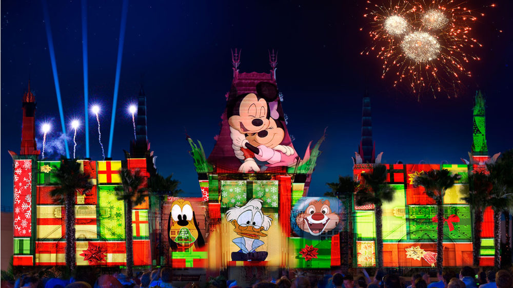 'Jingle Bell, Jingle BAM!' Dessert Party Reservations Now Available At Disney's Hollywood Studios