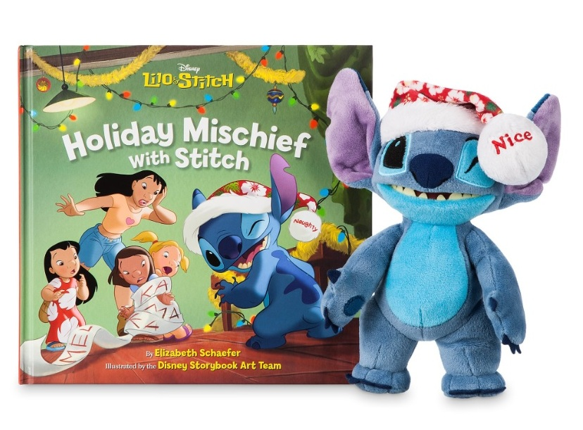 Holiday Mischief With Stitch Is Your Disney Version Of Elf On A Shelf