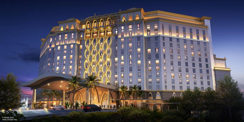 Name Revealed For Brand New Tower Being Built At Disney's Coronado Springs