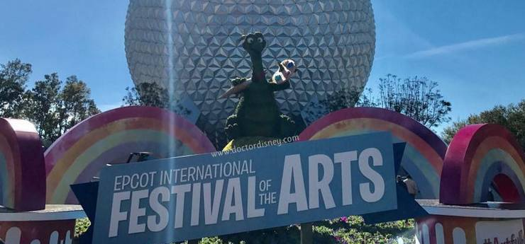 Epcot Festival Of The Arts 2020.Dates Revealed For Epcot International Festival Of The Arts