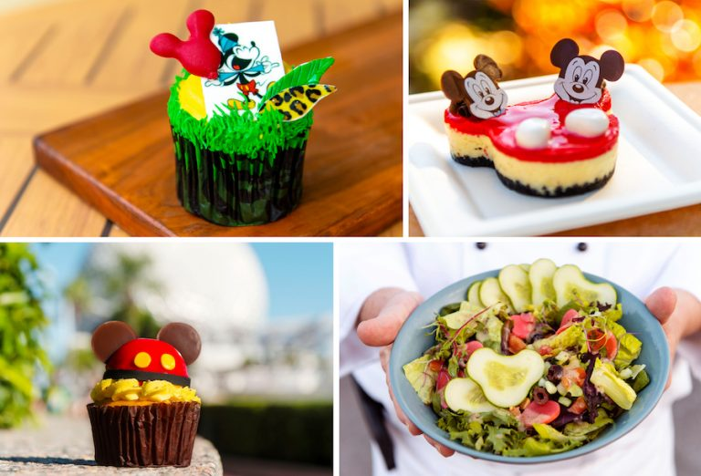 Mickey Mouse Birthday 90th Food Snacks Treats Walt Disney World Disneyland Parks