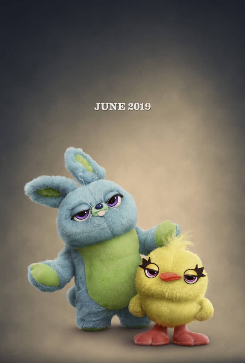 u0026 39 toy story 4 u0026 39  character posters released for buzz