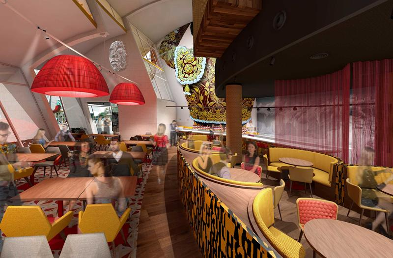 jaleo disney springs opening date concept art walt world interior