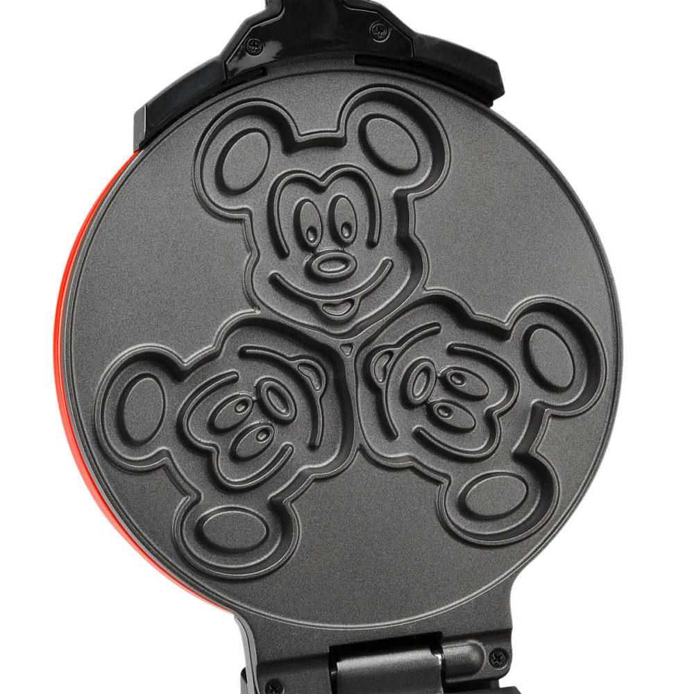 The Official Mini Mickey Waffle Maker Is Now Available For