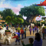 disney's animal kingdom christmas 2019 b