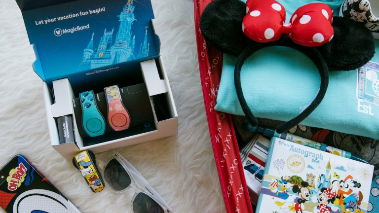 magicband options walt disney world vacation packages
