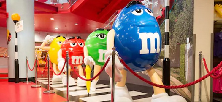 New M&M's Retail Store Coming To Disney Springs Next Year - Doctor Disney