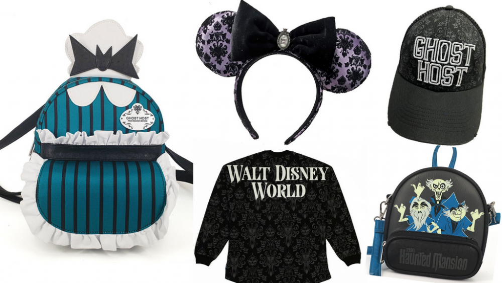Haunted Mansion Halloween 2020 New Haunted Mansion Merchandise Released As Disney Celebrates