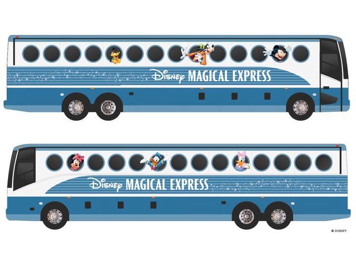 Transportation Update Upon Walt Disney World Reopening Magical Express Minnie Vans Parking Doctor Disney