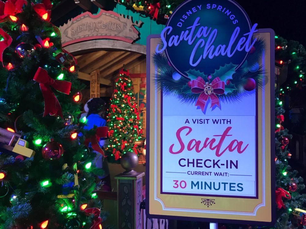 Magic kingdom disney decorate for christmas