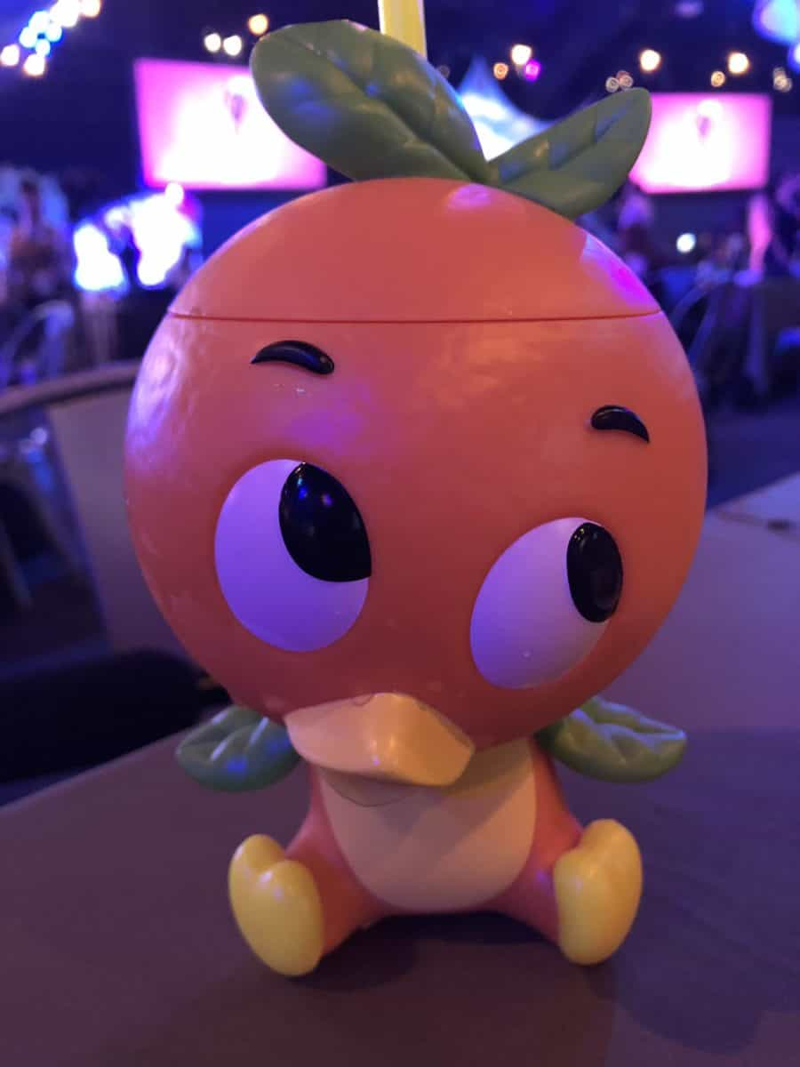 orange bird sipper cup and details on new ap magnets for 2019 epcot
